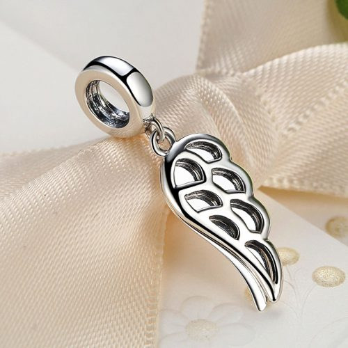 Sterling Silver Darling Angel Charm